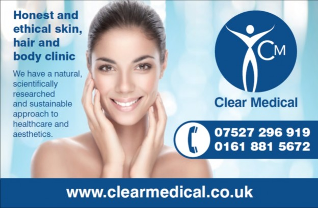Chorlton Traders Clear Medical Banner for Member Page