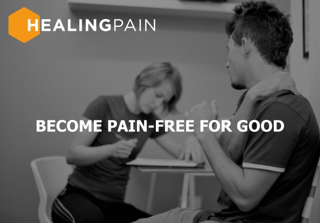 Healing Pain Header